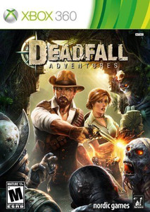 Deadfall Adventures - Xbox 360 Game
