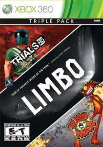 Limbo/Trials HD/Splosion Man Triple Pack - Xbox 360 Game