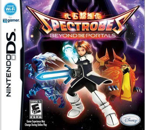 Spectrobes Beyond the Portals - DS Game