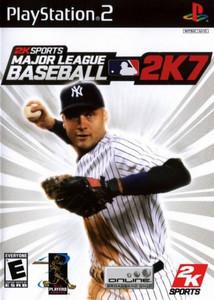 Major League Baseball 2K7 - PS2 Game