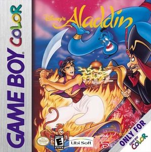 Aladdin, Disney - Game Boy Advance Game