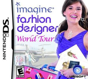 Imagine Fashion Designer World Tour - DS Game