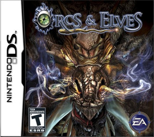 Orcs and Elves - DS Game