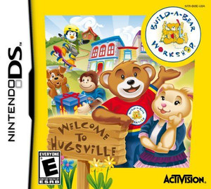 Build-A-Bear Workshop: Welcome to Hugsville - DS Game