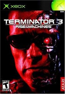 Terminator 3 Rise of the Machine - Xbox Game