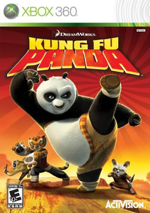 Kung Fu Panda - Xbox 360 Game