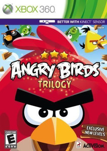 Angry Birds Trilogy - Xbox 360 Game
