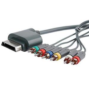 Original Microsoft Xbox 360 HD AV Component Cables - Xbox 360