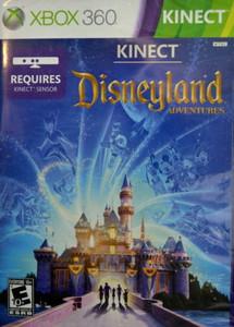 Disneyland Adventures - Xbox 360 Game