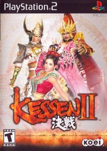 Kessen II - PS2 Game