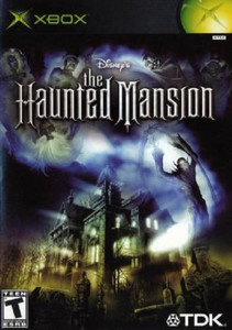 Haunted Mansion, The - Xbox Game