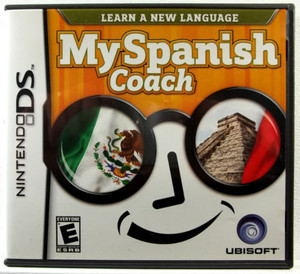 My Spanish Coach - DS Game