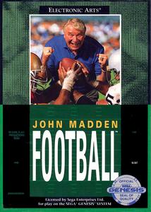 Complete John Madden Football - Genesis