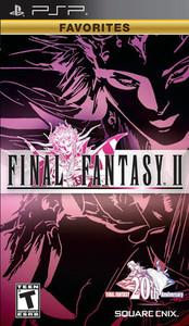 Final Fantay II 20th Anniversary - PSP Game