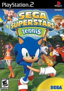 Sega Superstars Tennis - PS2 Game