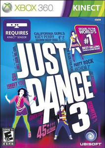 Just Dance 3 - Xbox 360 Game
