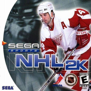 Complete NHL 2K Hockey - Dreamcast Game