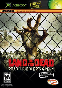 Land of the Dead Road to Fiddler's Green - Xbox Game