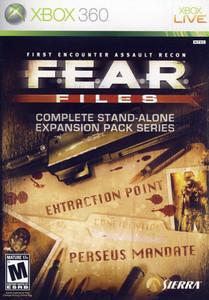 Fear Files - Xbox 360 Game