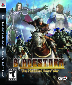 Bladestorm: The Hundred Years' War - PS3 Game