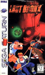 Last Bronx - Saturn Game