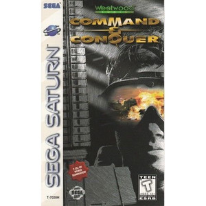Command & Conquer - Saturn Game