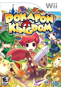 Dokapon Kingdom - Wii Game