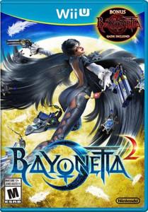 Bayonetta 2 First Press - Wii U