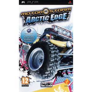 Motor Storm Artic Edge - PSP Game