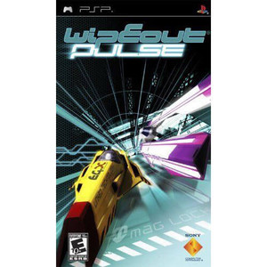 Wipeout Pulse - PSP Game