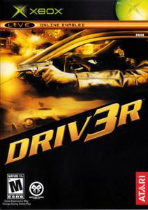 Driv3r - Xbox Game