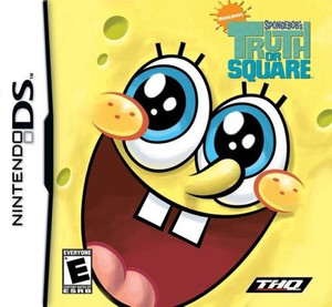 SpongeBob's Truth or Square - DS Game
