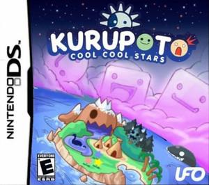 Kurupoto: Cool Cool Stars - DS Game