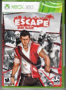 Escape Dead Island - Xbox 360 Game