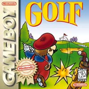 Complete Golf Players Choice - Game Boy