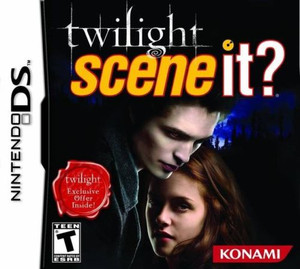 Twilight Scene It? - DS Game
