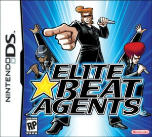 Elite Beat Agents - DS Game