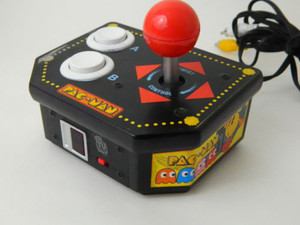 Pac-Man 12 in 1 Plug and Play TV Game