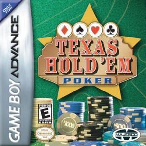 Complete Texas Hold 'Em Poker - Game Boy Advance