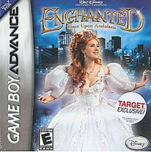 Complete Enchanted Once Upon Andalasia - Game Boy Advance