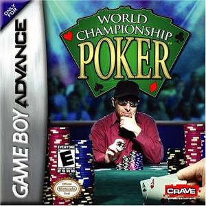 World Championship Poker - Game Boy Advance Game