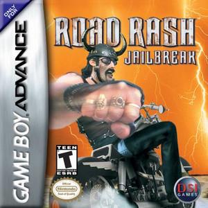 Complete Road Rash Jailbreak - Game Boy Advance