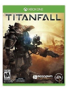 New Sealed Titanfall - Xbox One Game