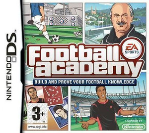 Football Academy - DS Game