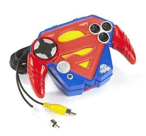 Superman Plug and Play TV Game