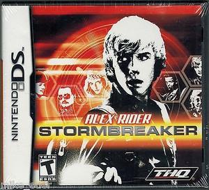 Alex Rider Stormbreaker - DS Game
