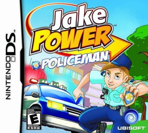 Jake Power Policeman - DS Game