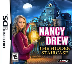 Nancy Drew The Hidden Staircase - DS Game