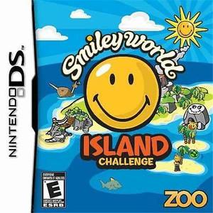 Smiley World: Island Challenge - DS Game
