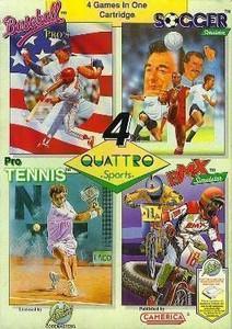New Quattro Sports (4 in 1)
